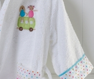 Bear Toys |LaE 10 | Bathrobe