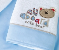 Little Train | LaL 08 | Bath Towel
